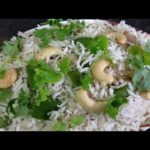 Capsicum Rice in Telugu