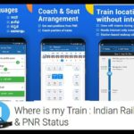 Where is my Train  Indian Railway & PNR Status in Telugu #TechNewsTelugu