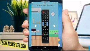 Panasonic TV remote app
