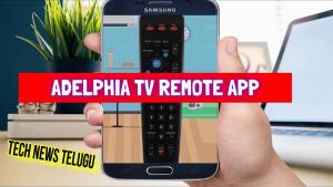 Adelphia TV Remote App