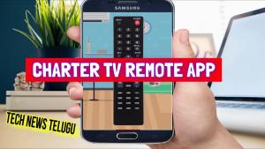 Charter TV Remote App