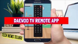 Daewoo TV Remote App