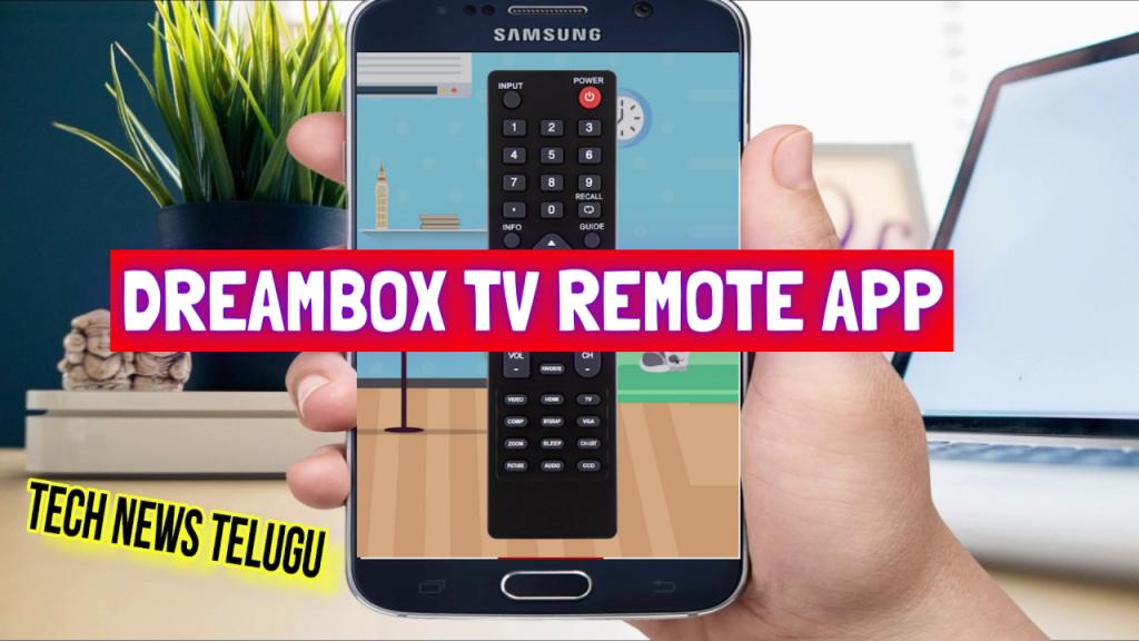 Dreambox TV Remote App