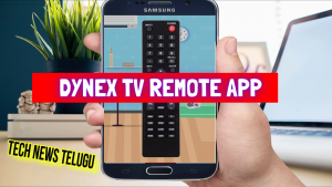 Dynex TV Remote App