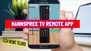 Hannspree TV Remote App