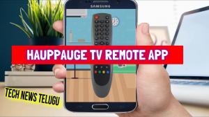 Hauppauge TV Remote App