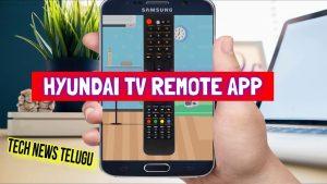 Hyundai TV Remote App