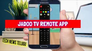 Jadoo TV Remote App