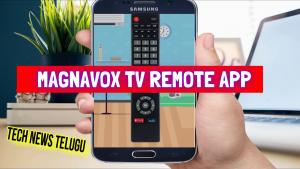 Magnavox TV Remote App