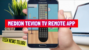 Medion Tevion TV Remote App
