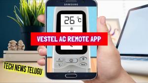 Vestel AC Remote App