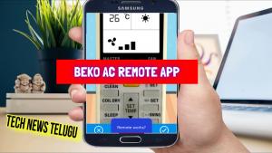 Beko AC Remote App