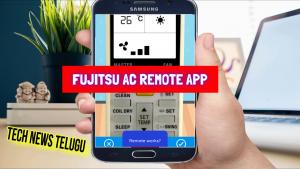 Fujitsu AC Remote App