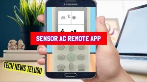Sensor AC Remote App