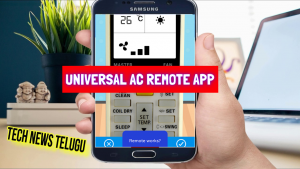 Universal AC Remote App