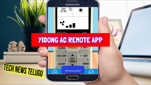 Yidong AC Remote App