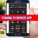 Toshiba TV Remote App || Toshiba Smart TV Remote Control || Remote Control For Toshiba TV