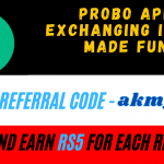 Probo App Referral Code : akmgwe || Get Rs5 on Signup and Earn Rs5/Refer